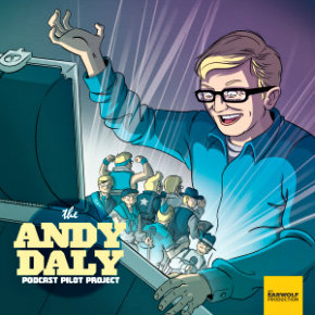 Review: The Andy Daly Podcast Pilot Project