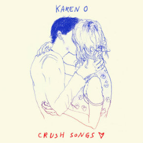 Review: Karen O, 'Crush Songs'