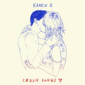 Review: Karen O, 'CrushSongs'