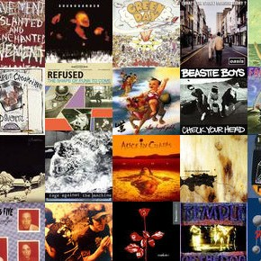 The Top 100 Alternative Albums of the'90s