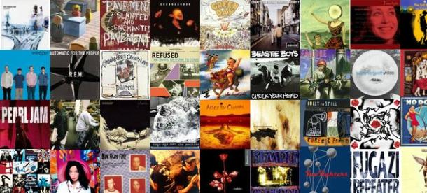 The Top 100 Alternative Albums of the '90s | Tim Karan