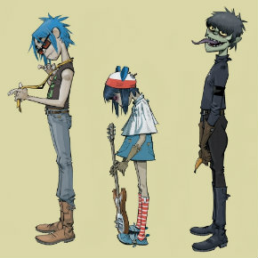 10 Years Ago: Gorillaz Prove They're for Real With 'Demon Days'