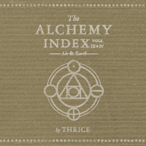 Review: Thrice, 'The Alchemy Index Vols. III & IV: Air &Earth'